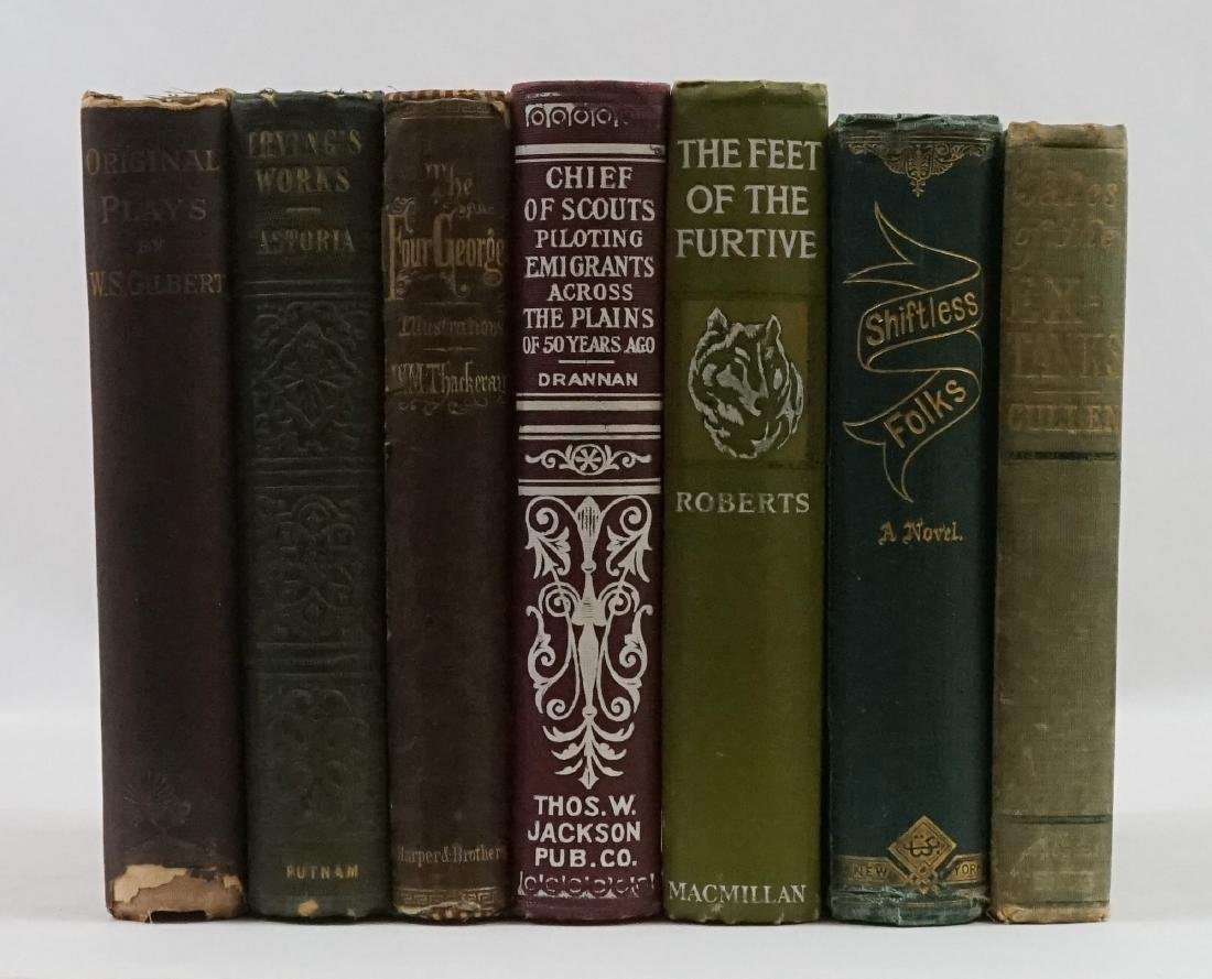 Group of Seven History/ Exploration Books