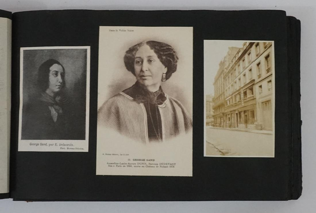 George Sand Photo Album & Scrapbook