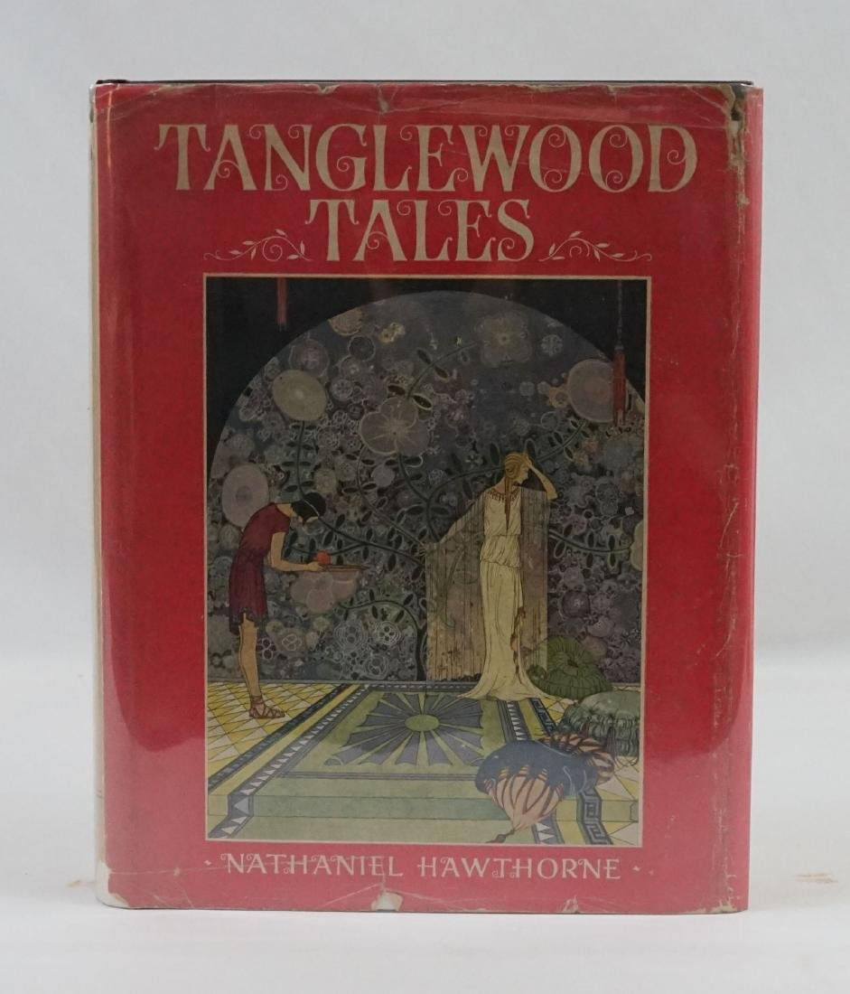 Tanglewood Tales by Nathaniel Hawthorne 1921