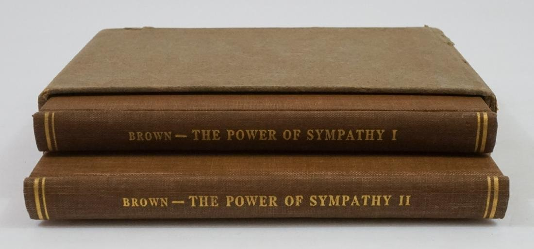 The Power of Sympathy 2 Vol. Set 1937