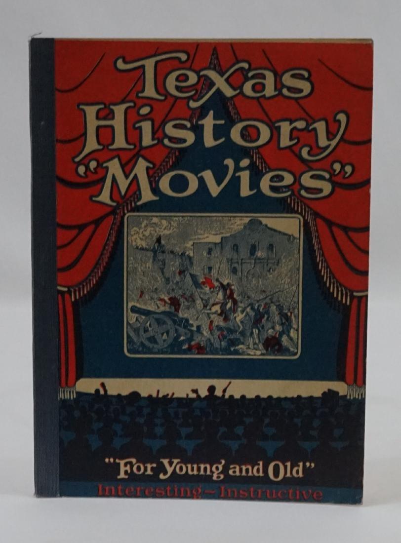 "Texas History ""Movies"" 1928"