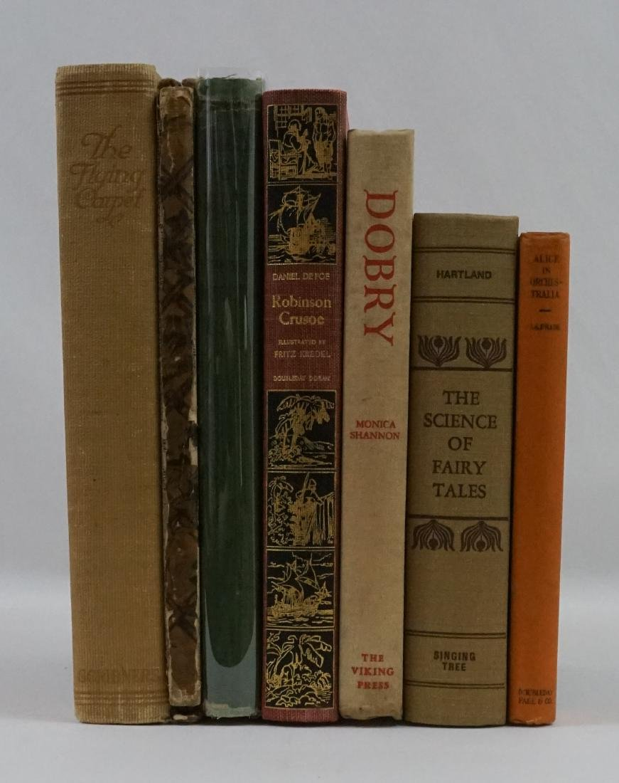 Group of Seven Story Books