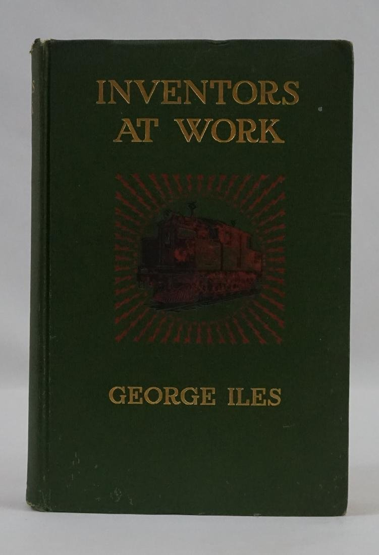 Inventors At Work by George Iles
