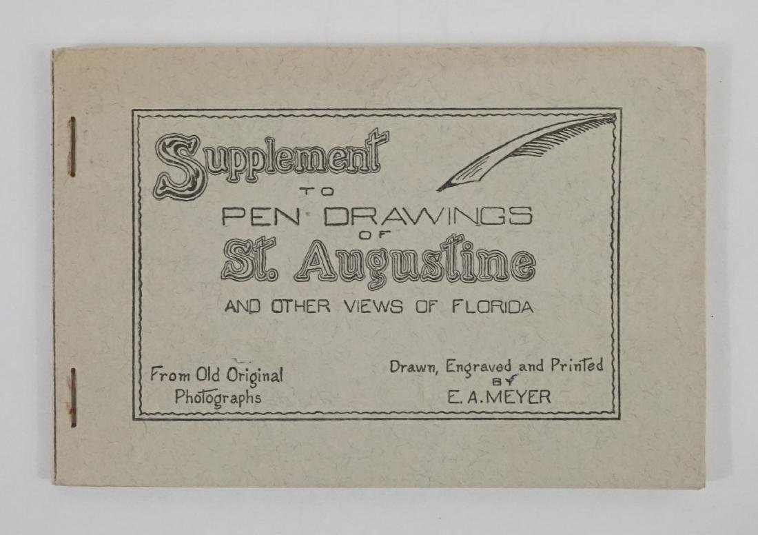 Supplement to Pen Drawings of St. Augustine