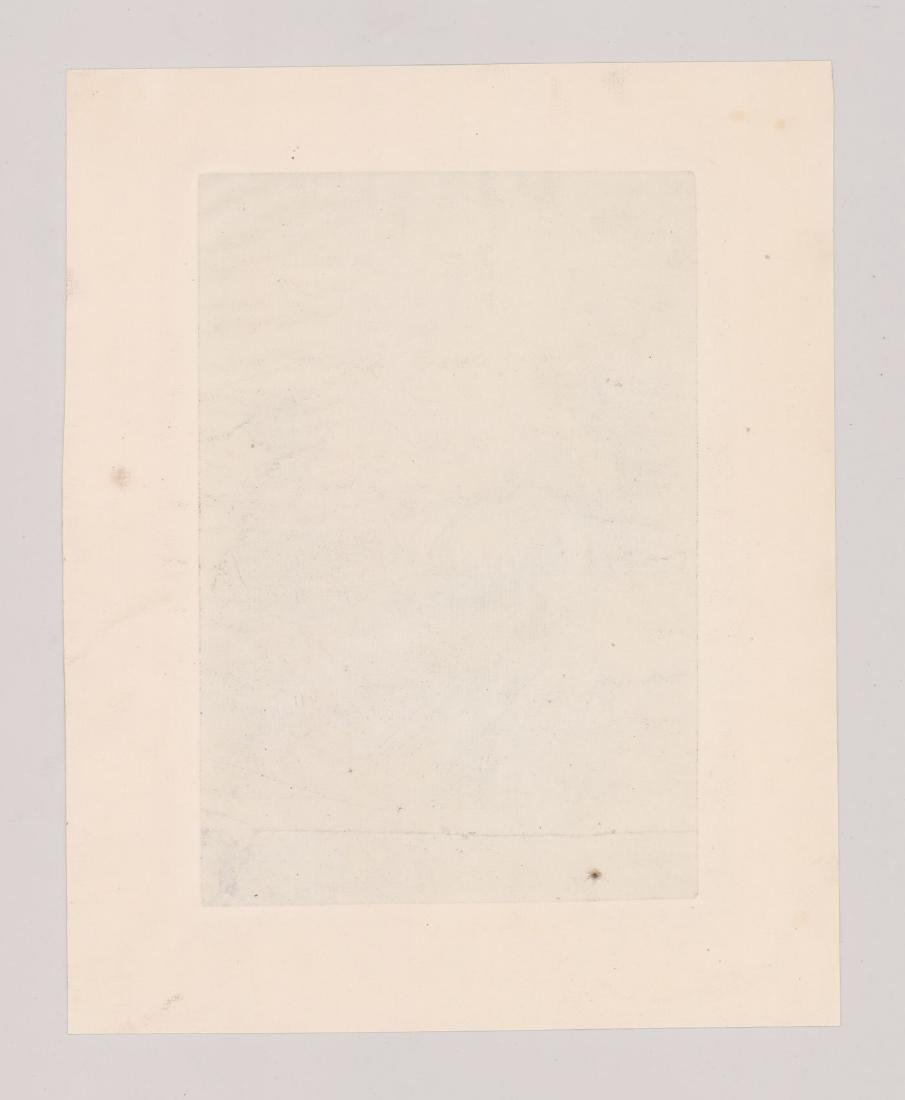 Knute Heldner Etching - 4