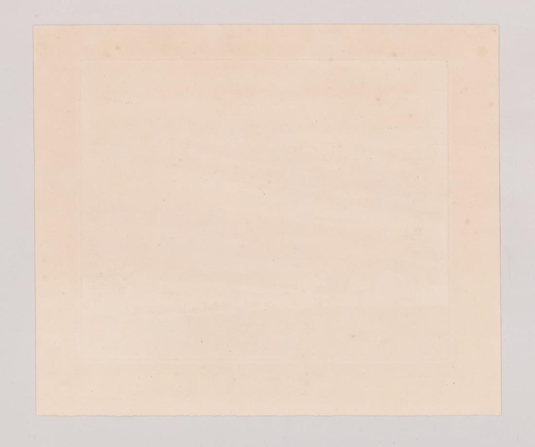 William MacLean Etching [Evening Visit] - 5