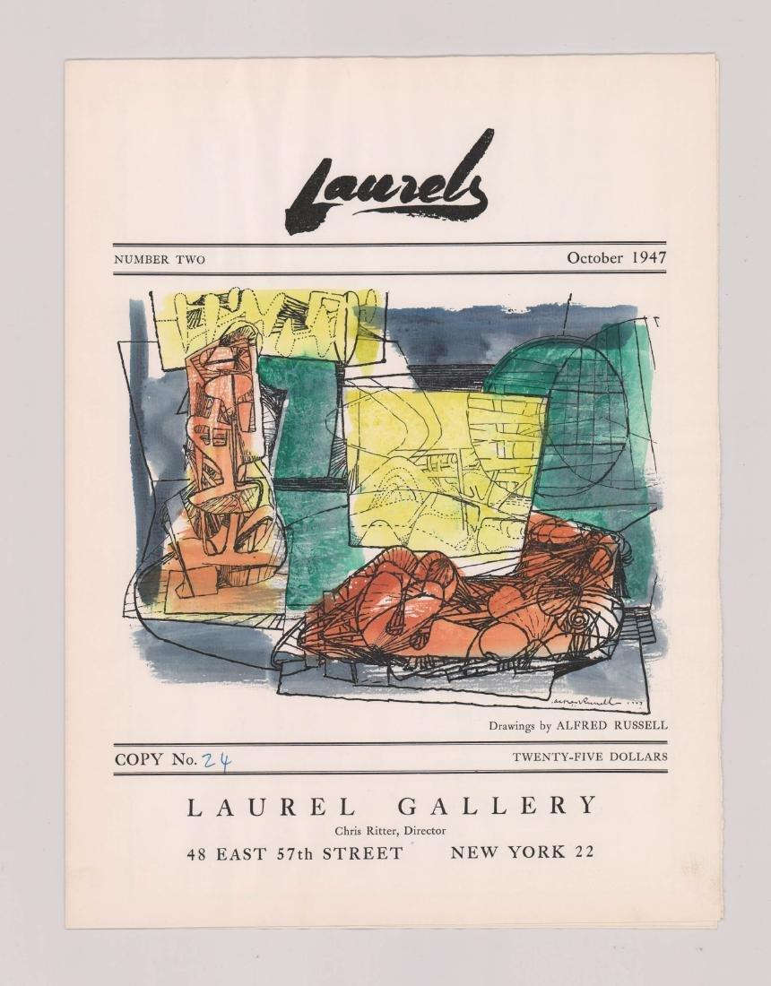 Laurels Number Two