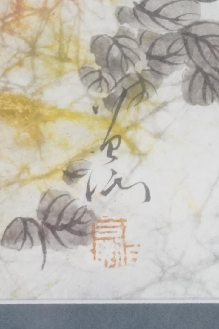 Pang Tseng Ying Framed Original Artwork - 2