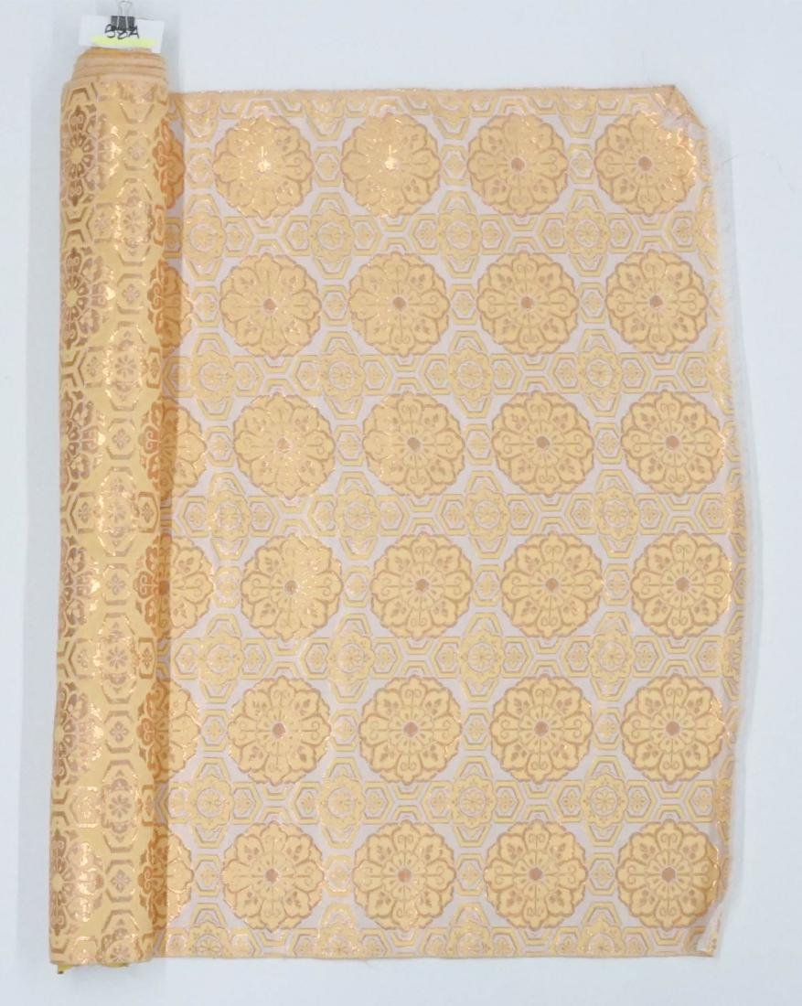 "Gold Thread Obi Cloth 136"" x 27"""