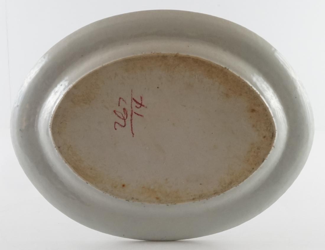 Chinese Export Mandarin Platter - 6