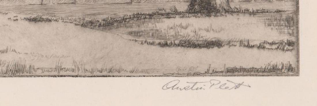 Austin Platt Etching - 3