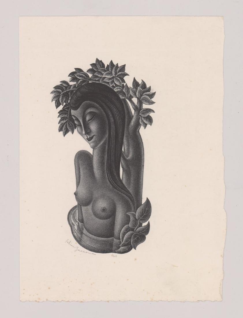 Fabian Zaccone Lithograph - 2