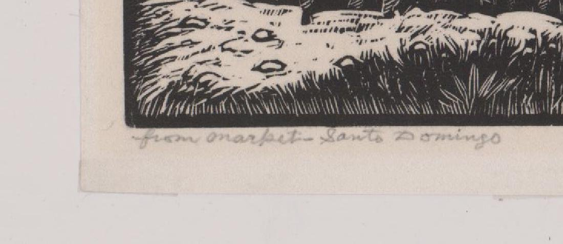 John Francis Hart Woodcut - 4