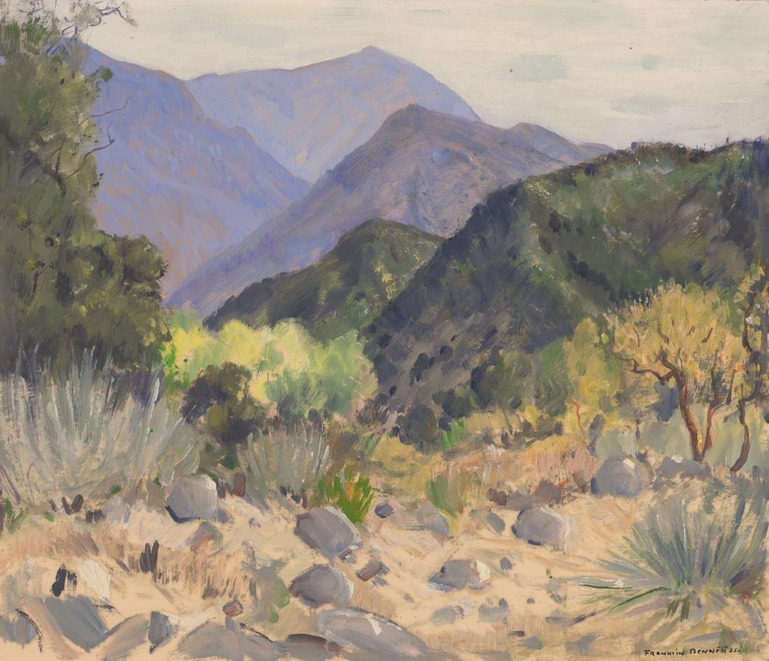 Franklin Bennett (California, New York)