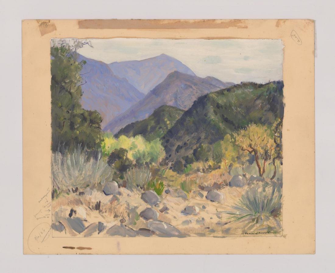 Franklin Bennett (California, New York) - 2