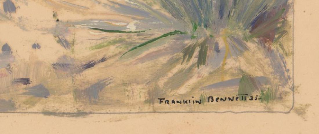 Franklin Bennett (California, New York) - 3