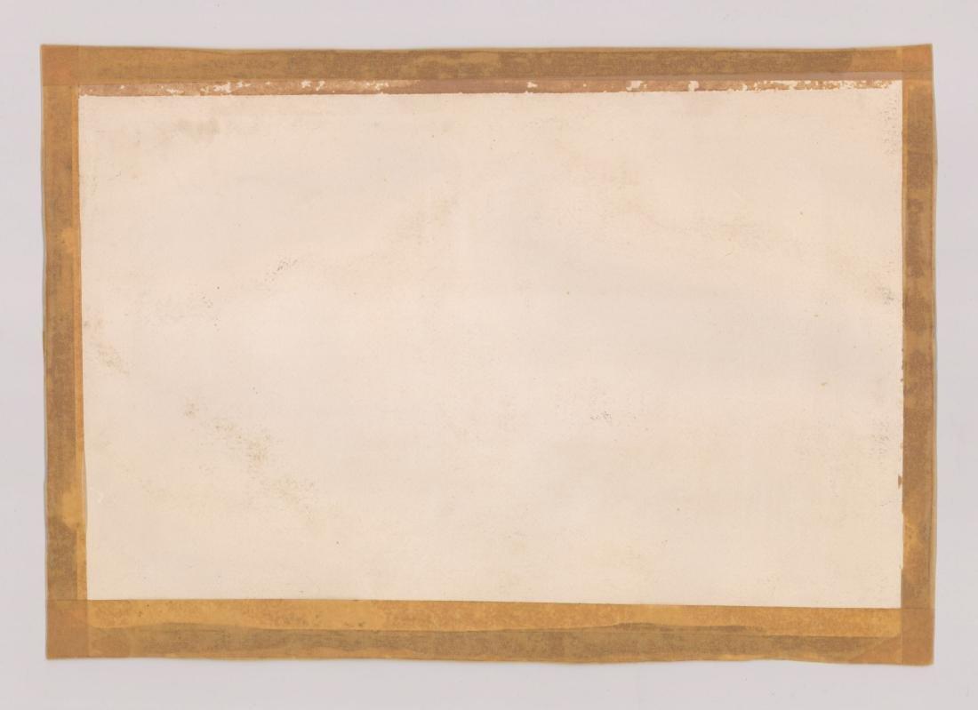 Edith Struben (1868-1936) Watercolor - 4