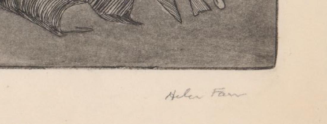 Helen Farr Sloan Etching - 3