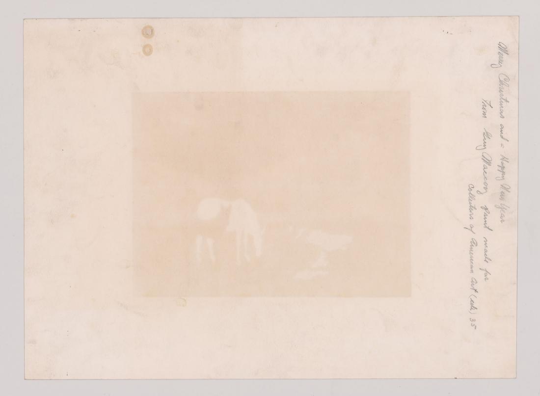 Guy Maccoy (1904 - 1981) Serigraph - 4