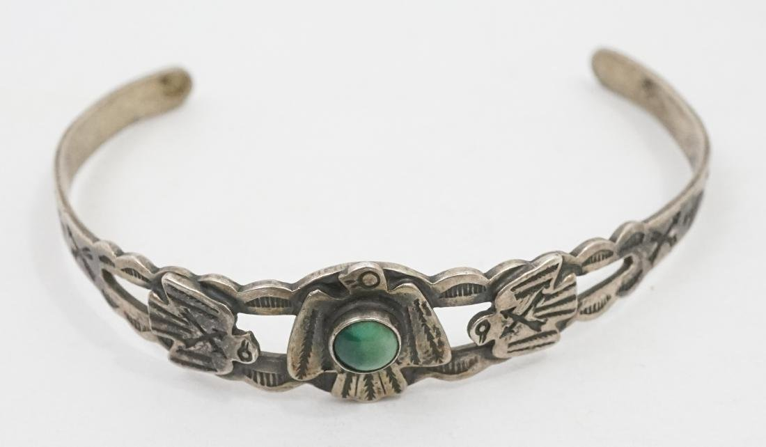A Group of Native American Southwest Jewelry - 3