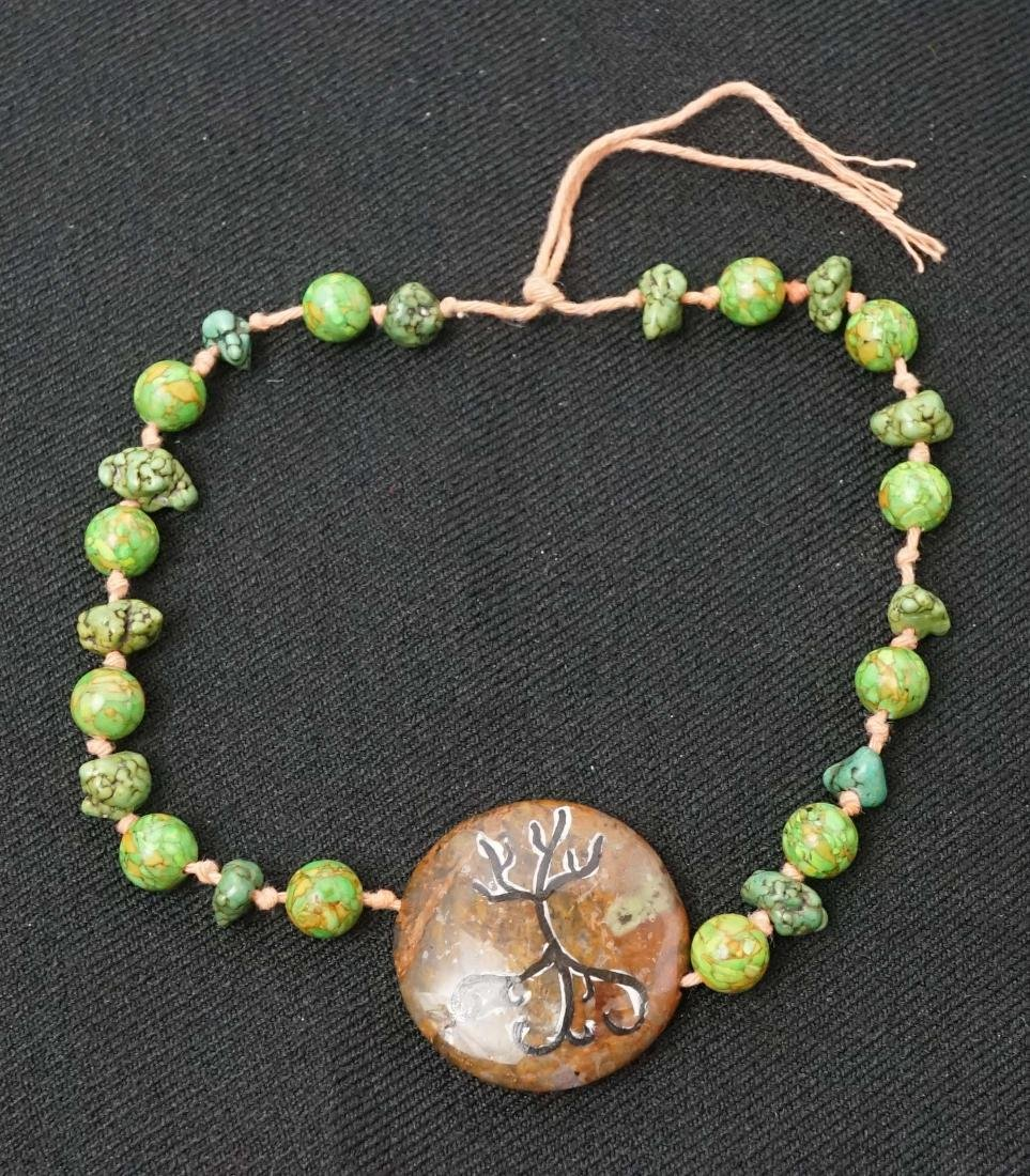 A Group of Southwest Necklaces - 4