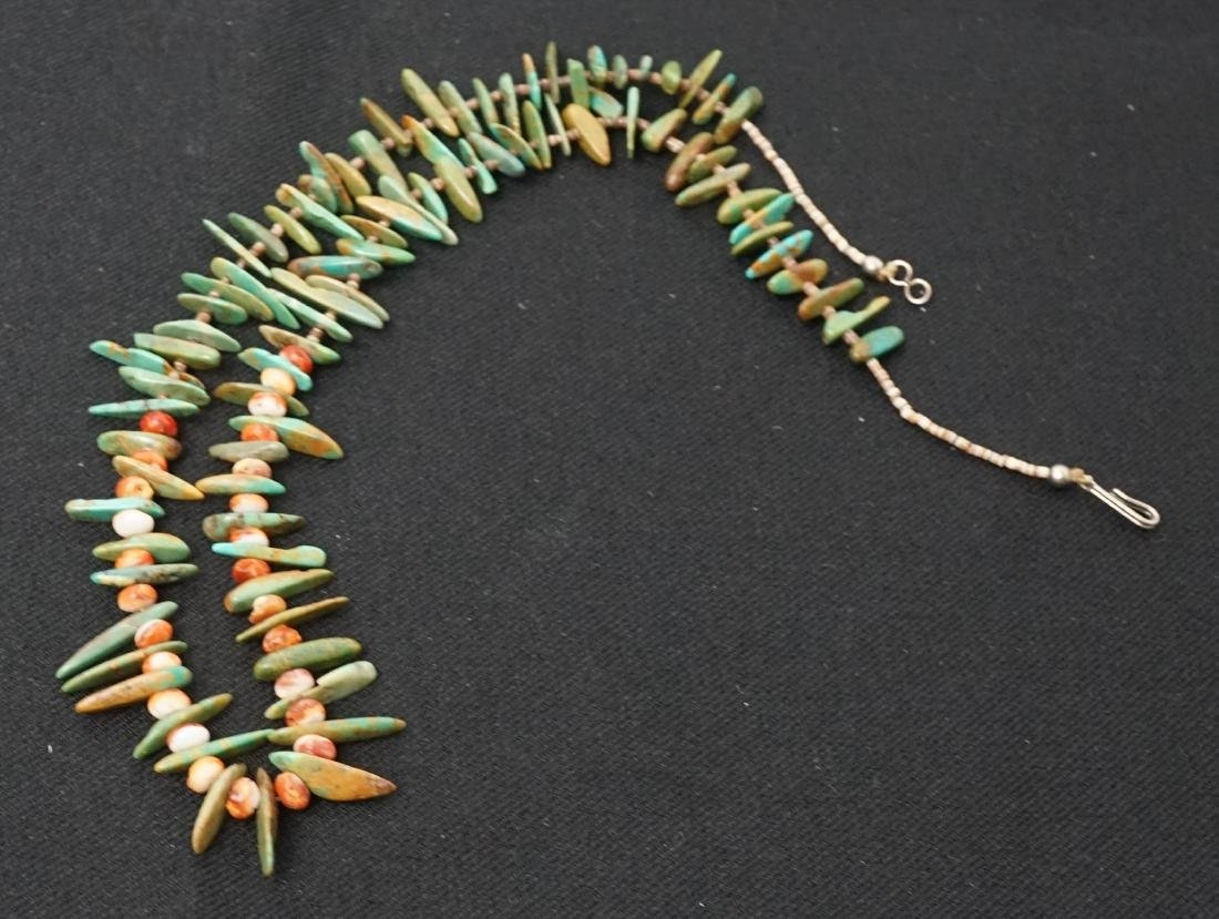 A Group of Southwest Necklaces - 5