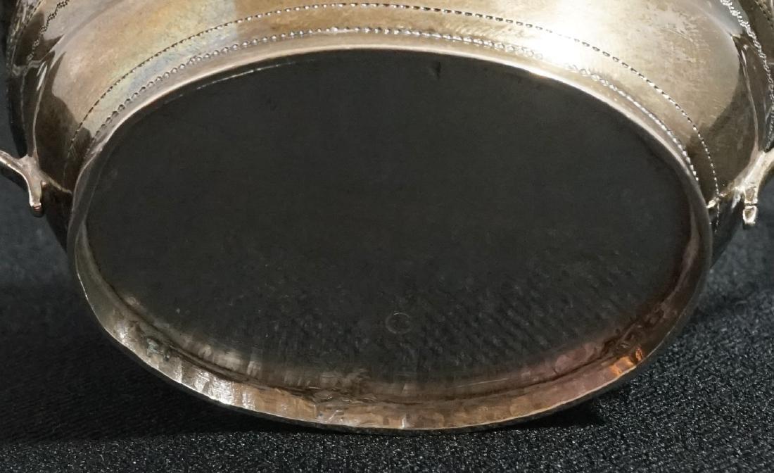 George III Silver Sugars, Urquart & Hart 1808 - 8