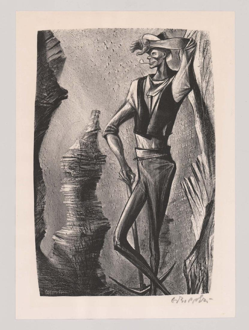 William Gropper Lithograph - 2