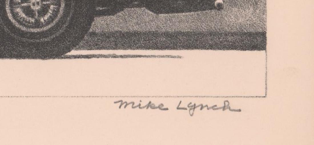 Mike Lynch Lithograph - 3