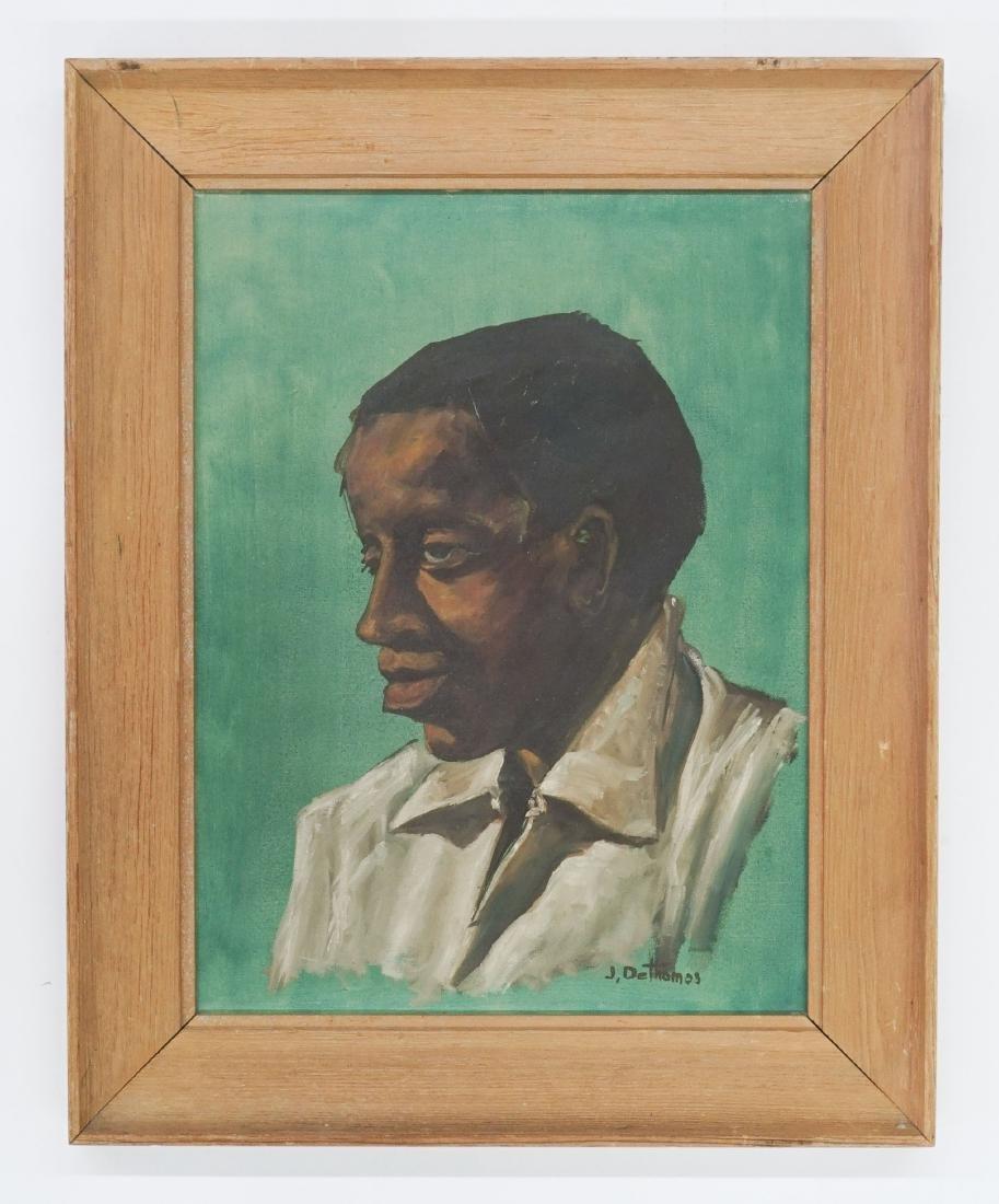 Joe Dethomas Oil Painting - 2