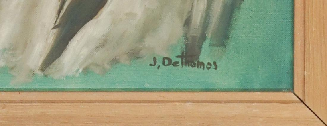 Joe Dethomas Oil Painting - 3