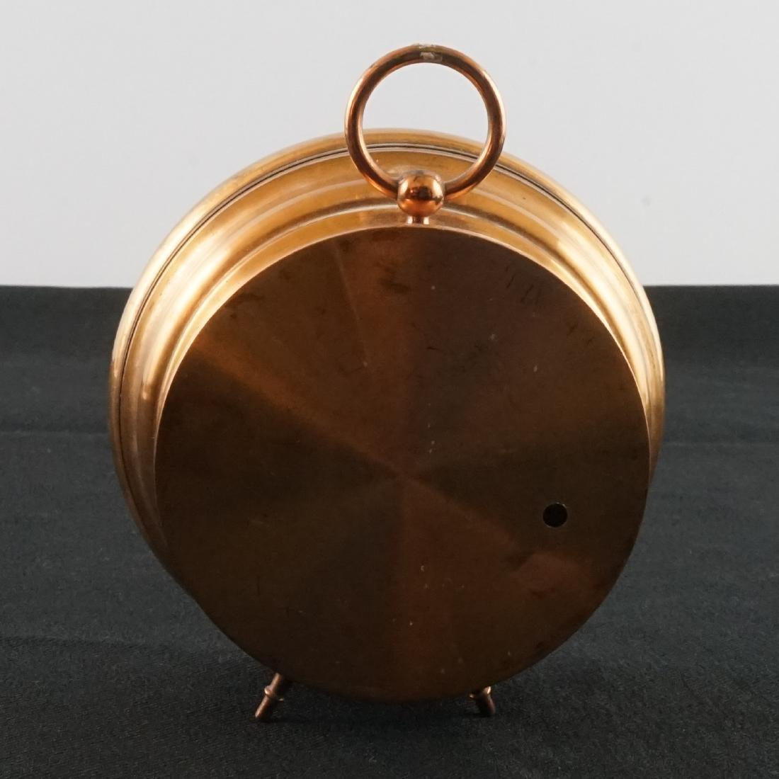 Barometer, MOP Opera Glasses and Steuben - 3