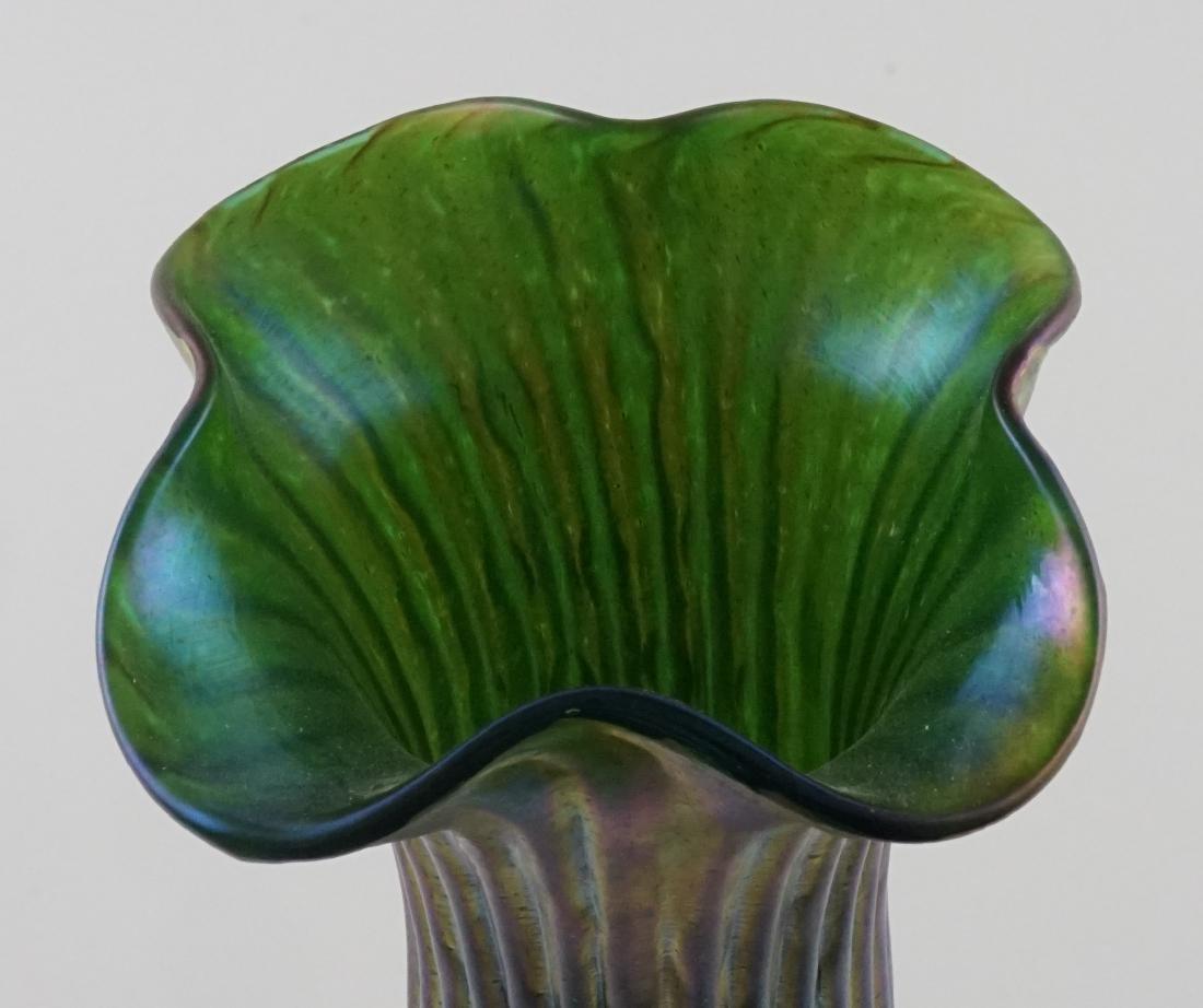 Art Glass Vase - 5