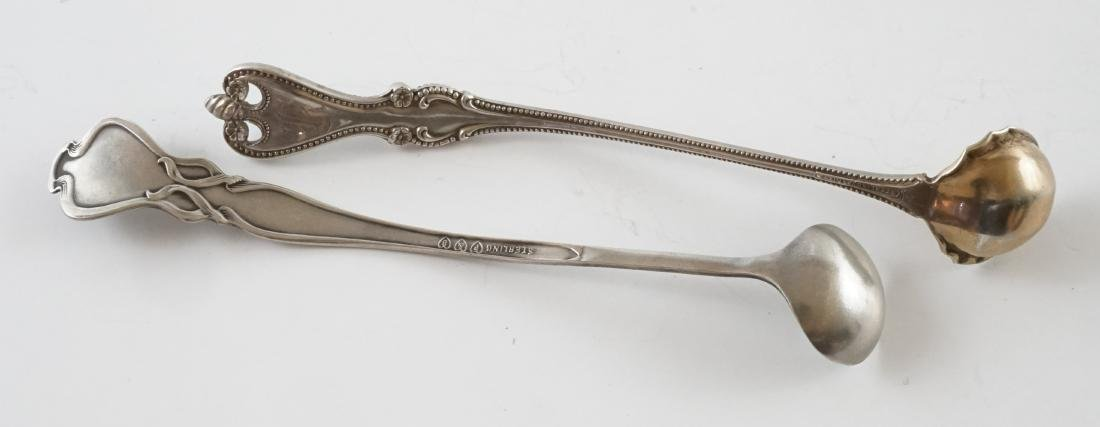 Ornate Sterling Serving Pieces - 7