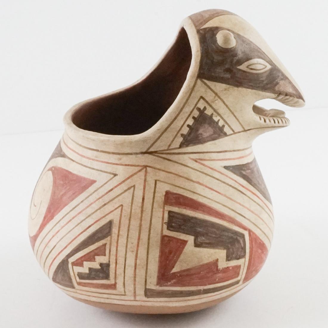 A Figural Pottery Vessel - 5