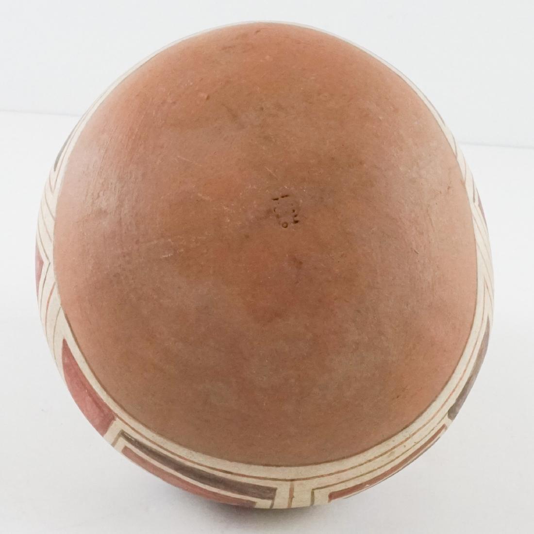 A Figural Pottery Vessel - 6