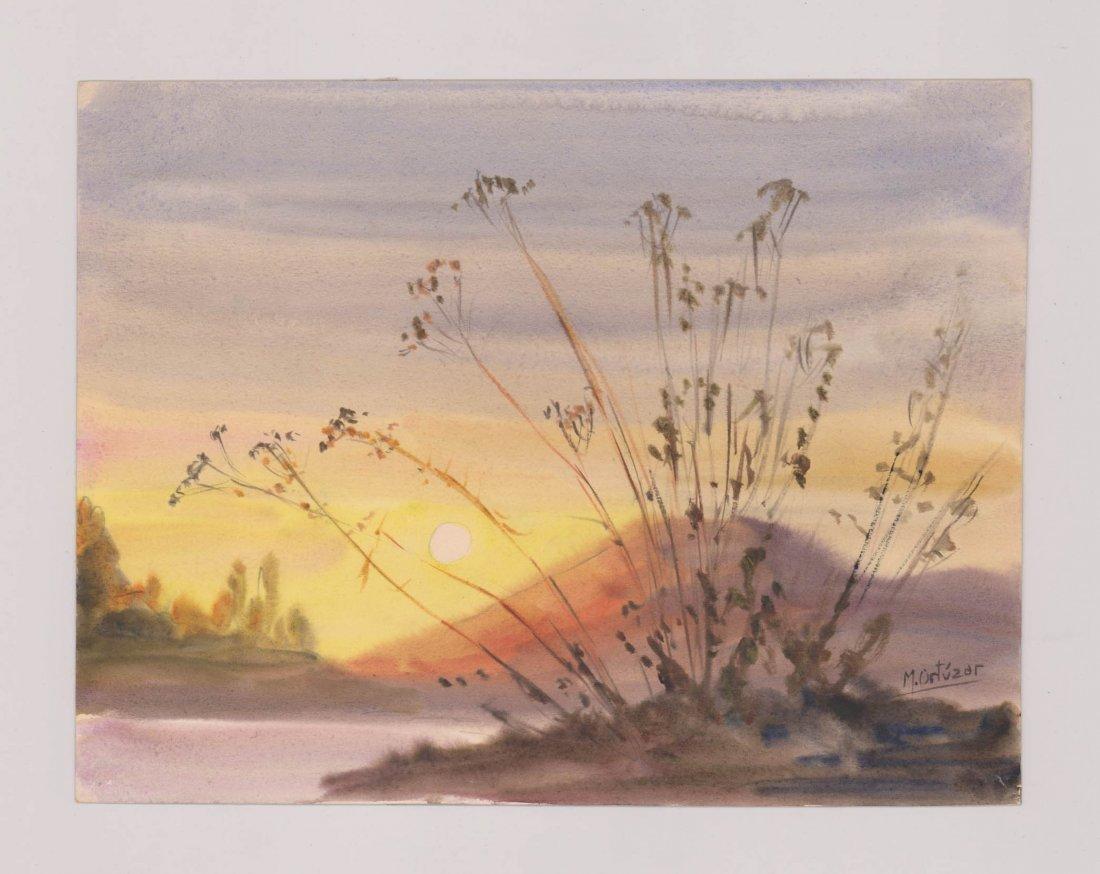 Mariano Ortuzar Watercolors - 10