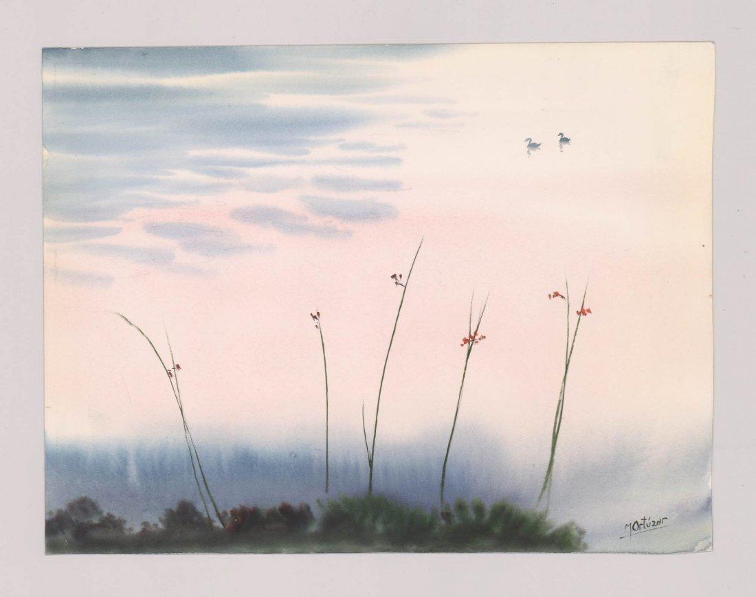 Mariano Ortuzar Watercolors - 6