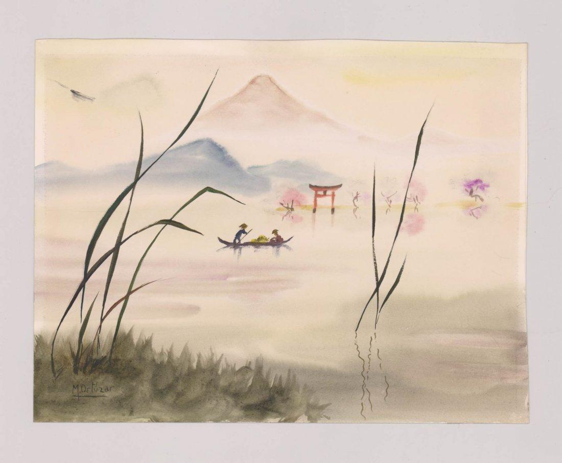 Mariano Ortuzar Watercolors - 8