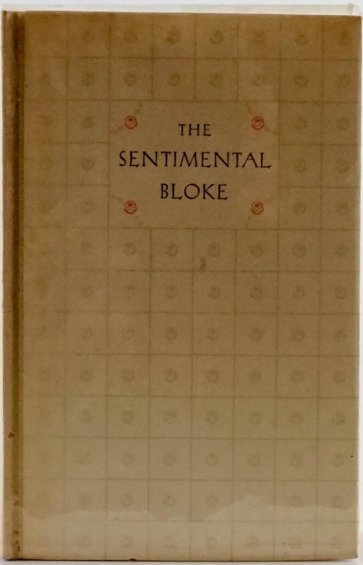 The Sentimental Bloke by C. J. Dennis 1932