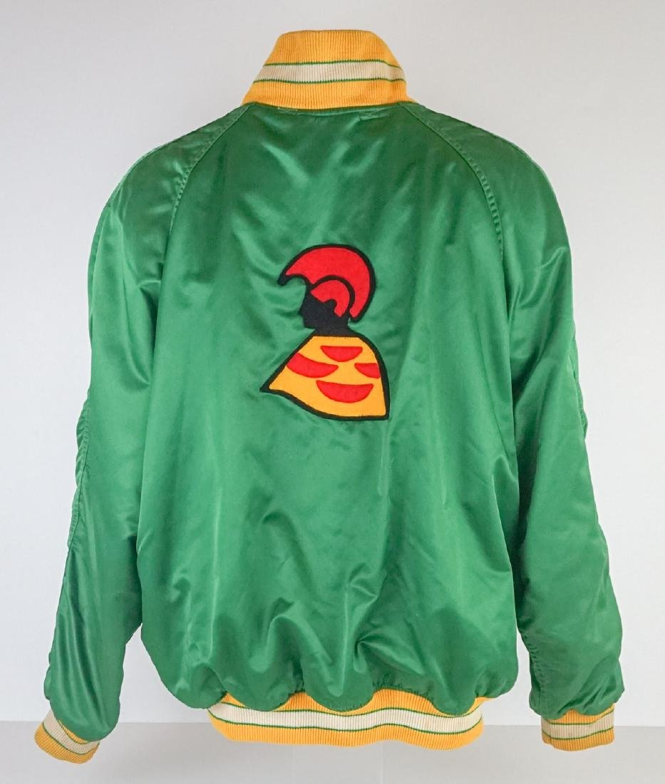 Vintage Hawaii Islanders PCL Game Worn Coat - 4