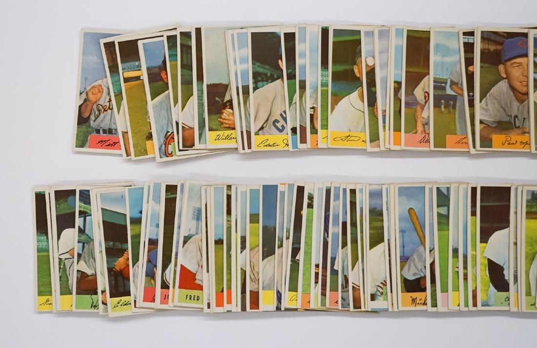 Group of (99) 1954 Bowman Baseball Cards - 3