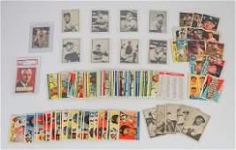 [103] 1950's Baseball Cards