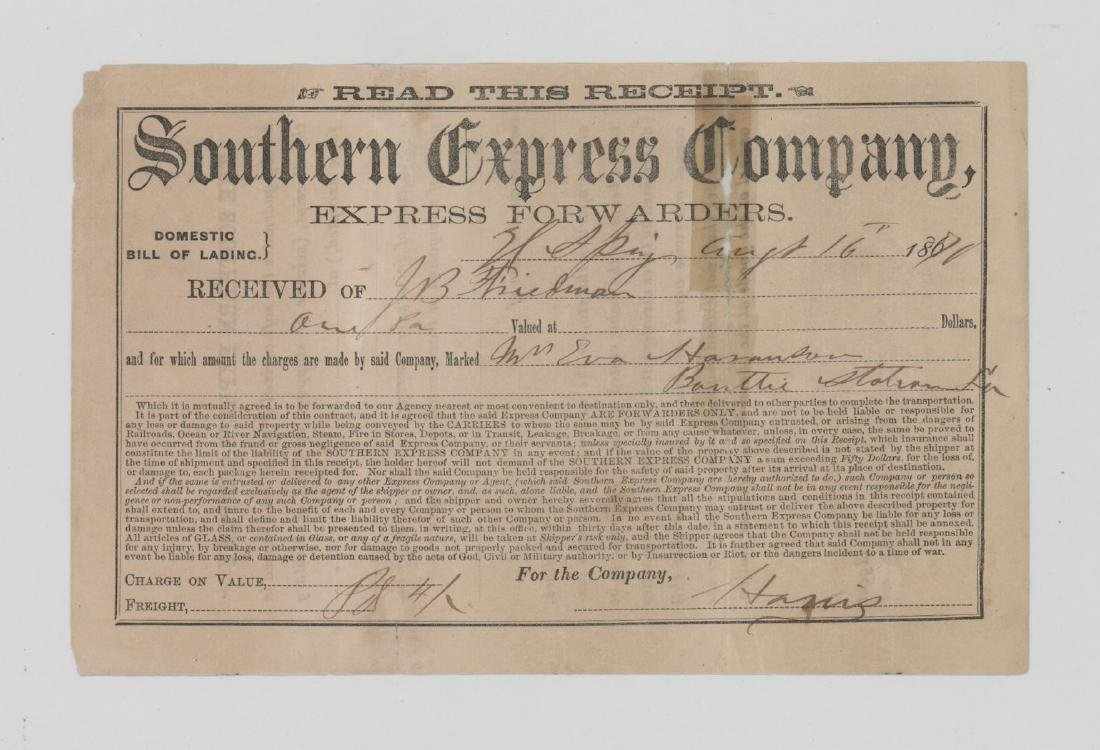 Group of Stock Certificates and Documents - 5