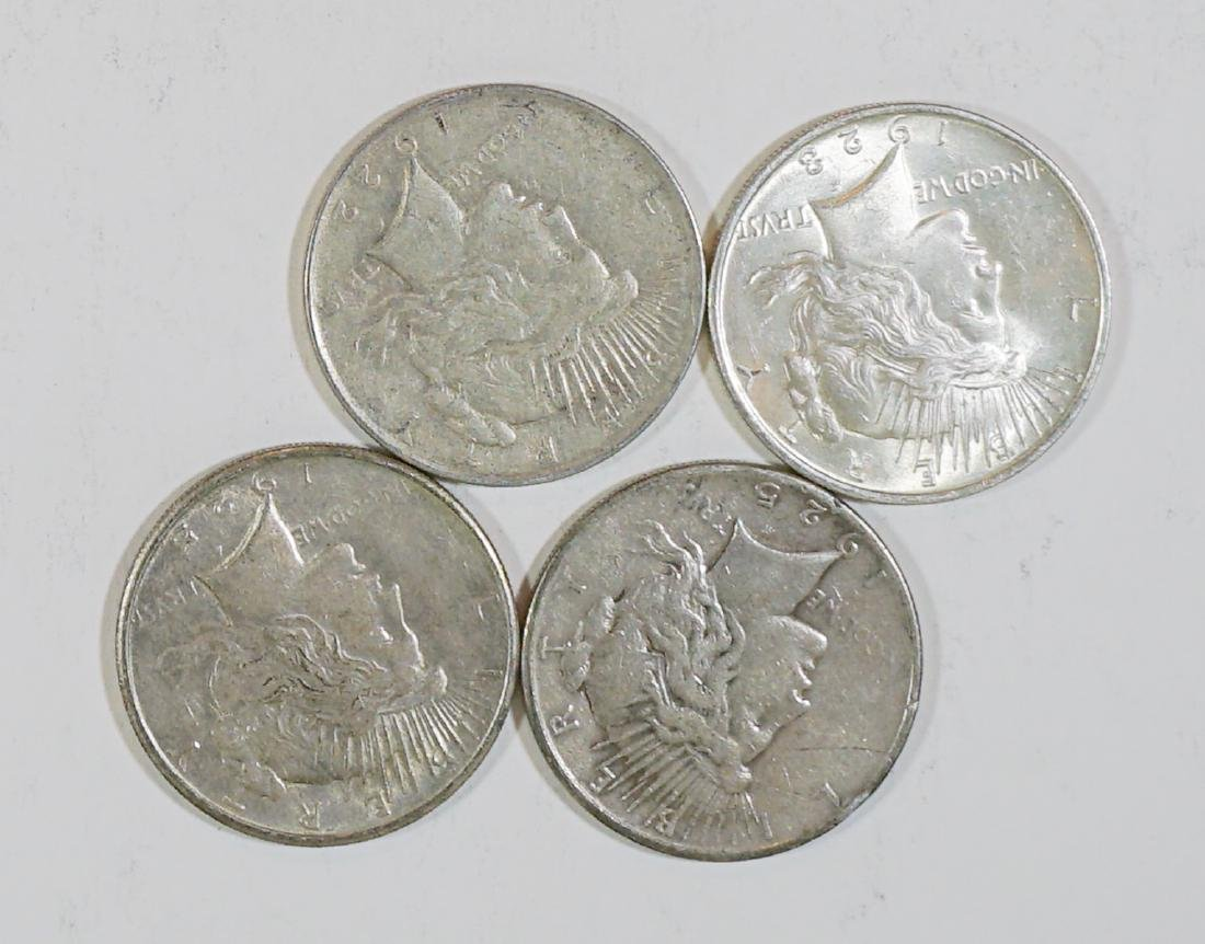 Group of Vintage U.S. Silver Coins - 3