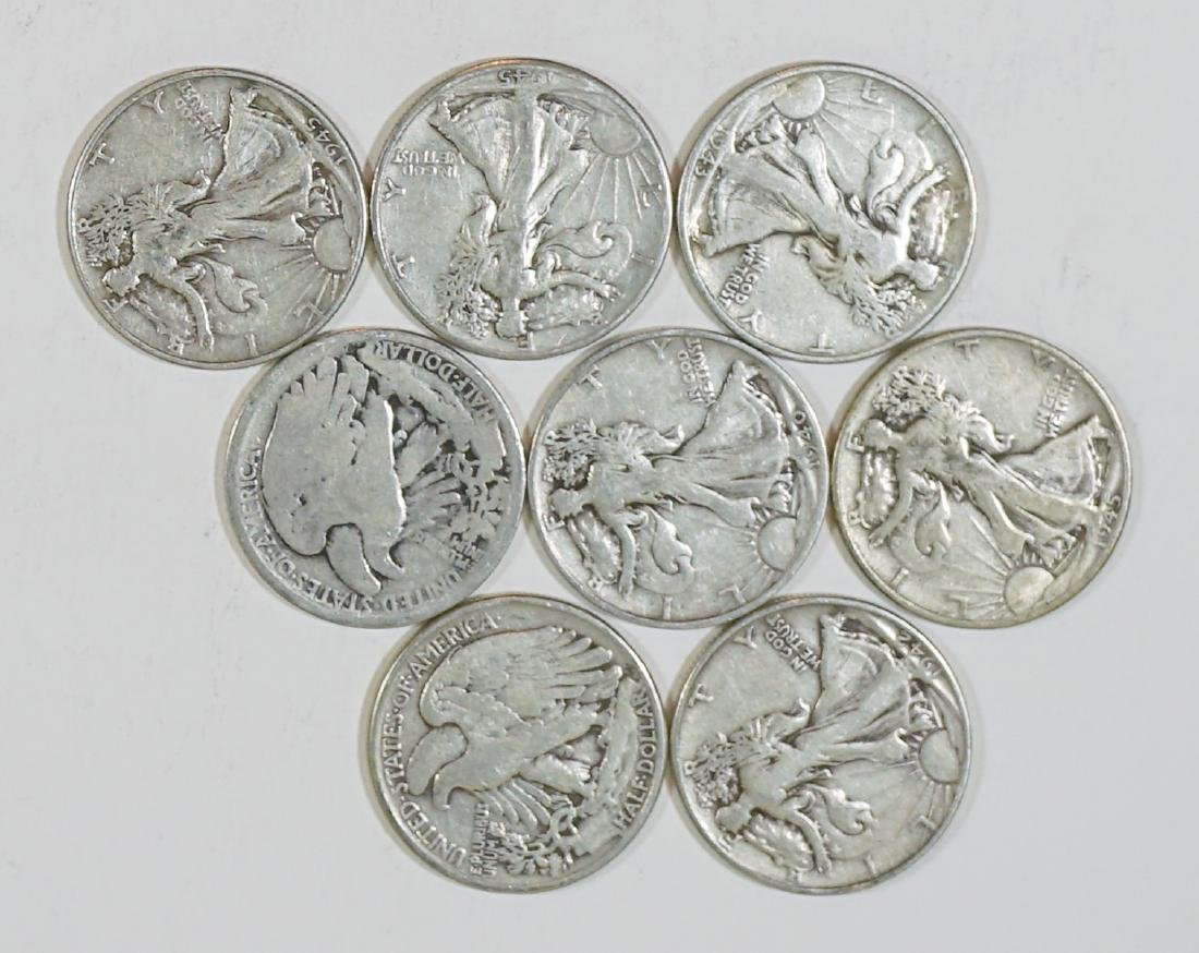 Group of Vintage U.S. Silver Coins - 4