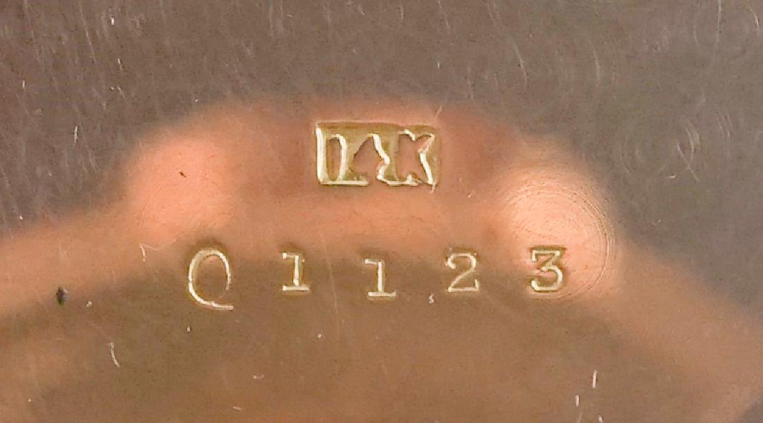 American Waltham 14k Gold Ladies Pocket Watch - 5