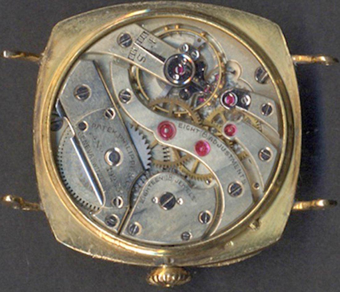 Patek Philippe 18K Gold Wrist Watch, Ref. 8 1921 - 9
