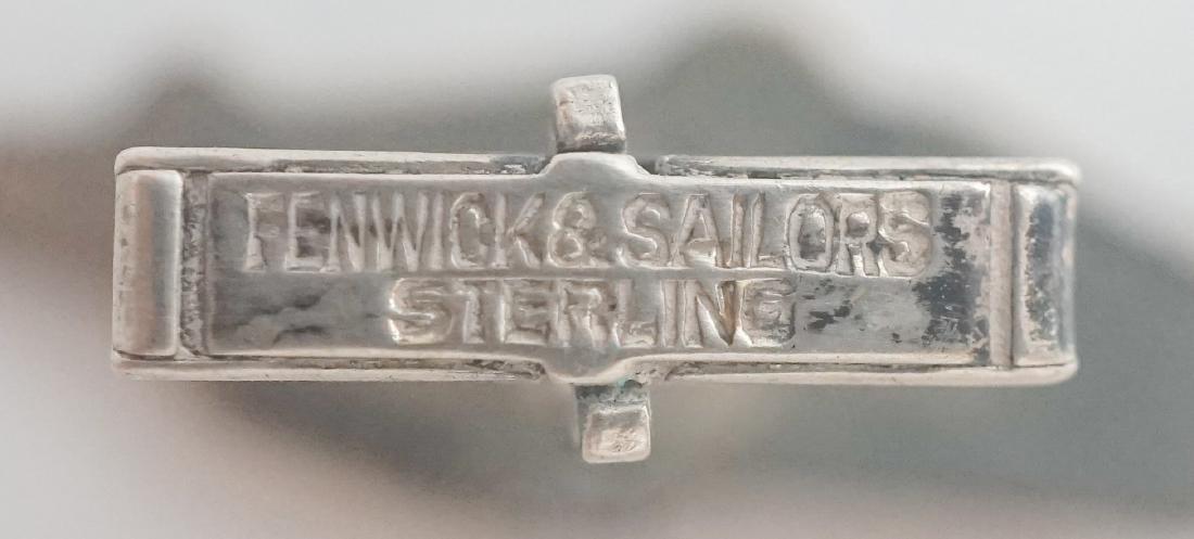 Two Pairs Fenwick & Sailors Car Cufflinks - 4
