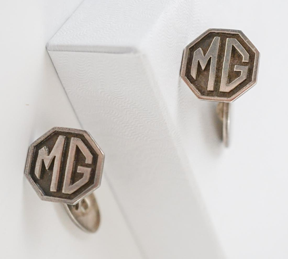 MG Sterling Cufflinks